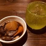 野武士 - 焼酎グラスで乾杯!