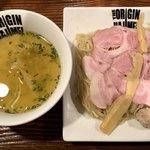 91280231 - 冷やし塩つけ麺(細麺)930円