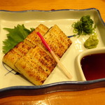 でんすけ - 鰻の白醤油焼き
