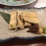 魚料理専門 魚魚一 - 白焼き