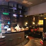 エイト ライスフィールド カフェ - 店内