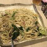 ロメスパ専門店 ボーノボーノ - ランチ友のサルソ大盛り@750円