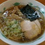 札幌ラーメン 三九 - 料理写真:正油ラーメン