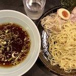 珍珍珍 - つけ麺(醤油)730円