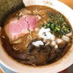 ラァメン ぼーんず - 料理写真:マー油とんこつ 720円