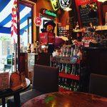 ビジー ビー カフェ - 店内の様子