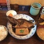 和食 かとう - 煮魚 アズキハタ 2,300円