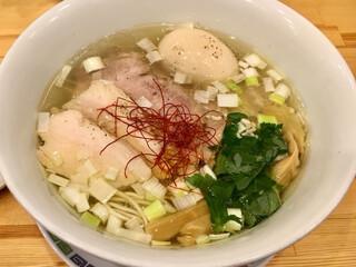 中華そばムタヒロ 堺東店 - 鶏特製そば