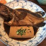 和食 かとう - 煮魚御膳 アズキハタ 2,300円