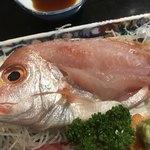 食事処 おおはし - 鯛オープン