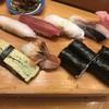 栄寿司小吉 - 料理写真:ランチ握り