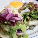 グッドモーニングカフェ - パニーニはお野菜たっぷり