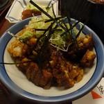 Hitsumabushibinchou - 一膳目から薬味