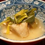 京ダイニング 吟 - 鹿児島県産六白豚の炊きもの」