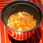 京ダイニング 吟 - 味噌汁