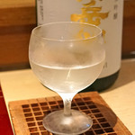 京ダイニング 吟 - 白岳仙 純米吟醸 Wine Cell