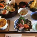 がんこ亀岡 楽々荘 - 料理写真: