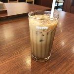 ドトールコーヒーショップ - 本日2杯目のアイスコーヒー(命の水☆)