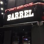 CRAFT BEER HOUSE BARREL - 1808_CRAFT BEER HOUSE BARREL_看板