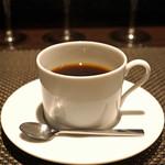 レストラン ラ・フロレゾン・ドゥ・タケウチ - コーヒー