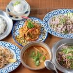 アジアン食堂 シロクマ - 料理写真: