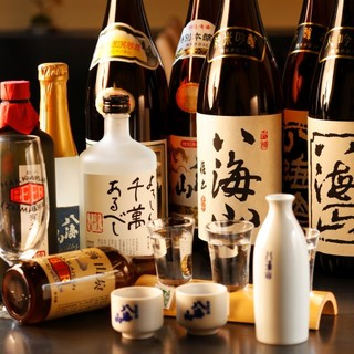 酒処・新潟県が誇る絶品美酒!料理と合わせてグイグイ楽しんで◎