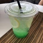 SORA terrace cafe - レモンソーダ