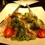 九州居酒屋 克 - 海鮮サラダ