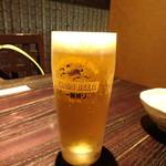 九州居酒屋 克 - シャンディーガフ