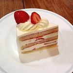 91307349 - 農家のショートケーキ