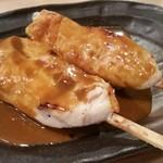 博多かわ屋 - シギ焼き