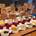 spanish kitchen perca(スパニッシュキッチン ペルカ) - タパス