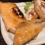魚や  - 鮭ハラス焼き