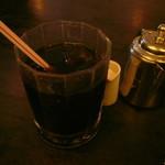トライアーノ - アイスコーヒー