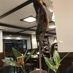 蔦温泉旅館 - 岩魚の塩焼き