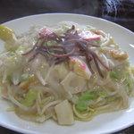 九州屋 - 皿うどん 柔らか麺
