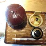 美味心 秀峰 - 「ひょうたん弁当」1300円