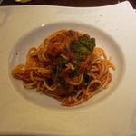 9132823 - ズワイ蟹のトマトソース蟹みそ仕立て