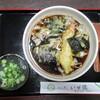 めん処 いせ徳 - 料理写真:天ころきしめん 870円(税込)。     2018.08.19