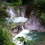 91320350 - 西沢渓谷  七ツ釜五段の滝