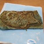 銀のあん - 料理写真:ひんやりチョコミント