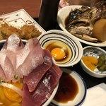 91320828 - 漁師の晩飯