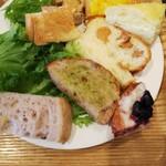 サンドッグイン神戸屋 - 料理写真:一皿目