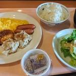 ルートイングランティア - 料理写真:朝食バイキング
