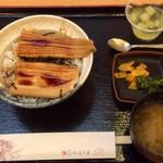 和食処 三日月亭 - 料理写真:はかりめ丼