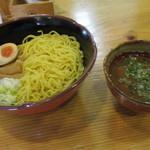 麺匠 明石家 - 無添加 極みつけ麺(* ̄∇ ̄)ノ