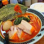 助格家 - 辛麺+トッピングA