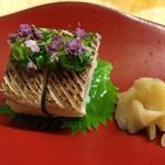 夕月 - カマス寿司