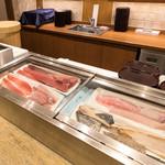 焼津グランドホテル - 料理写真:寿司・刺身のコーナー
