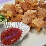 桃園 - 「鶏肉のから揚げ」